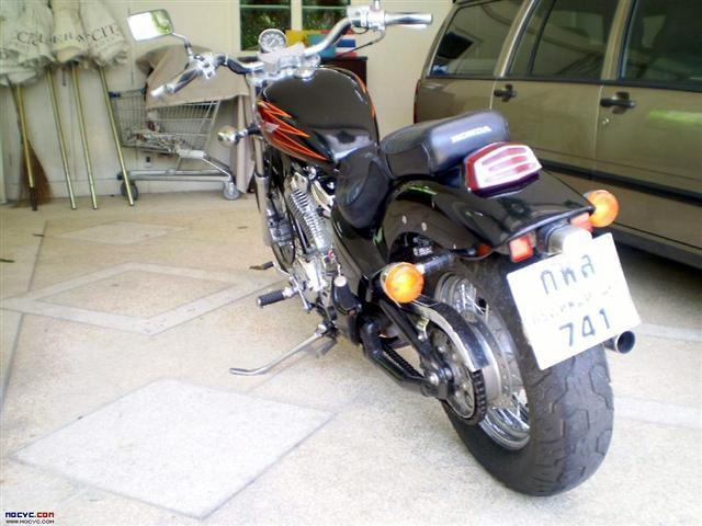 ขายด่วนค่ะ ++ Honda Steed 400 CC ทะเบียนแท้เดิม สวยค่ะ ++