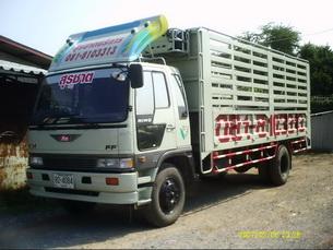 รถบรรทุก รถหกรับจ้าง รถหกล้อรับจ้าง  รถยนต์รถหกล้อ 081-8103313, 086-9084487 สุรชาตบริการ