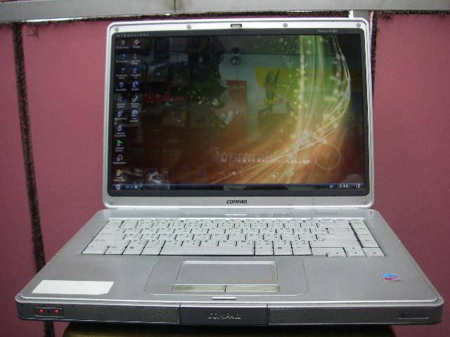 ขายโน้ตบุ๊ค COMPAQ Presario V4000 Intel Pentium M 1.6 GHz RAM 1 GB  HDD 60 GB  สภาพสวยใช้งานได้ดี